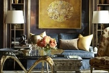 Dream Home/Decor / by Crystal Woods