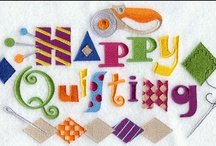 •*´¨`*•.¸¸.•*Happy Quilting•*´¨`*•.¸¸.•* / I love quilting and although I would never be able to create most of these quilts, I do think they are all incredibly beautiful. / by QuiltandCraft