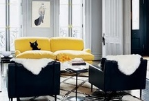 Interiors / by LiLady Blogger