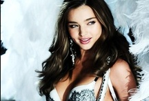 *Victoria's Secret** / Inspiration, beautiful hair and makeup and to die for lingerie. Need I say more?