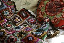 Crochet Blankets / Wonderful projects that inspire me / by Anita Gibney