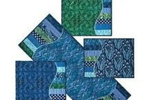 Quilting ~ Placemats & Table Runners / by QuiltandCraft