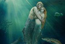 Mermaids and Mermen / by YNIT2