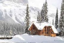 Cute huts