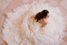 Wedding bride / ウェディングドレス