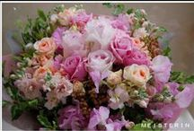 Pink rose bouquet / 薔薇の花束 / rose bouquet pink