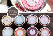 ☆ Great Fonts & Labels ☆ / Wonderful fonts and title page ideas