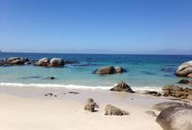 Out and about in Cape Town / Weekend travels