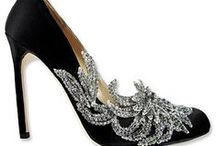 Bewitching Shoes / Head over heels aha, because Cinderella is proof that a new pair of shoes can change your life!
