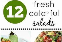 Yummy Salad Ideas