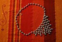 Mes créations / des bijoux