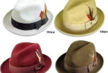 Sombrero de hombre / Sombreros de vaquero sintieron