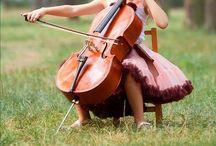 Cello / Desculpem-me violinistas, mas o cello é o melhor!