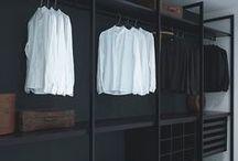 Storage solutions / Tyylikkäät ja idearikkaat säilytysratkaisut. Huonekalunomaiset kaapistot. Tavanoamisesta poikkeavat ratkaisut.