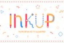 INKUP - Ilustrations / Find our project on Facebook! :) https://www.facebook.com/inkupcontest/