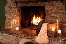 Landhaus living / Interior decoration