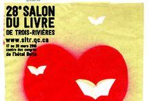 Salon du livre 2016 / Prendre racine 17 au 20 mars 2016 Trois-Rivières