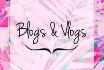 // BLOGS & VLOGS / A place to share your best blog posts & favourite blogs.