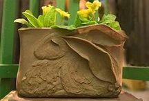 Pottery ♣ Vases & Pots