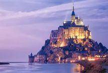 France / castelli e paesi europei