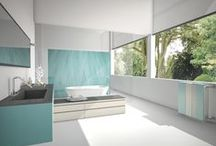 Bathroom / Inspiration for a design bathroom with Scirocco H's radiators