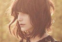 Hair / by Ninotchka Helm