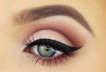 """make-up & beauty / """"You gotta act cool, calm and collected around liquid liner, it can sense your fear.""""  / by Amy Ann"""