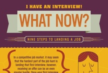 The Interview / Tip & trick to help you prepare for the interview process.