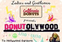 Donutolywood!!! / California Donuts brings Hollywood in Athens!