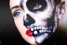 Halloween Make up / by Ninotchka Helm