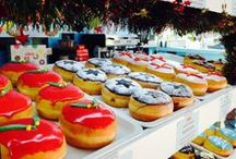 Christmas Donuts / Try our new Limited Edition Christmas Donuts!