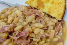 Southern & Savory / Favorite southern dishes I grew up with that are on the savory side....Meats, Vegetables, Salads, Breads, etc.....(Note: Southern & Sweet has it's own board of Southern desserts.) / by Goliad Cooks