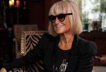 Barbara Hulanicki / Barbara Hulanicki OBE, Biba founder, fashion icon, Iconstore