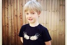 Mens and Kids tees / NOW AVAILABLE ON LINE!!