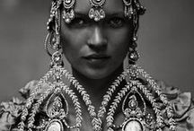 The Warrior / Images that capture the spirit of the female warrior.