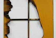 WSJ Interiors / Artwork Mood Board for Interior Spaces at WSJ