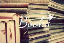 Books / books, anything about reading or books. True fact: I feel lust when I smell between the pages of a book...