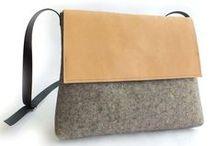 URBAN COOL Filztaschen / Taschen & Accessoires aus Filz
