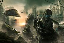 Apocalypse / This is about Apocalypse, Post Apocalyptic and Future. All connected to Soldiers and Military.