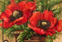 Botanical print / Natures abundance