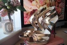 SHOES / Yes, I am a shoe-aholic! Check them out!