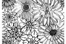 Vintage coloring pages / Many vintage drawing for coloring pages.  See more --> http://www.coloring-pages-adults.com/coloring-vintage/