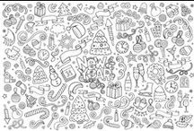 Doodling / Doodles / Doodle art / Doodles can make beautiful coloring pages ! (and also very difficult ...). In this board you will find the best contents from our website, and other drawings from Pinterest. If you want to see all the Doodles of our website, here is the direct link : http://www.coloring-pages-adults.com/doodling-doodle-art/
