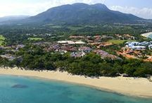 Sunscape Puerto Plata / Perfectly situated on the beautiful golden beach of Playa Dorada, one of the most stunning beaches in the Dominican Republic, Sunscape Puerto Plata Dominican Republic is an ideal setting for an unforgettable vacation.