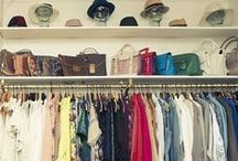 Clothes Organized / Organize what we wear