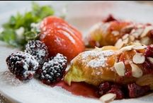 Breakfast: the Berry Manor way! / Some images of what you may enjoy during your stay as well as recipes that we would like to try ourselves.