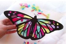 Childs craft ideas / Things to make with your child