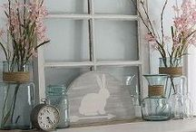 DIY Easter / Easter inspiration and diy ideas
