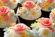 ♥ CUP&CAKES ♥ / CUPCAKES CAKES COOKIES AND MORE ALL REALLY BEAUTIFUL DECORATIVE
