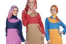 Casual Wear / Busana Muslim Actual Basic